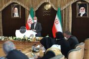 پاسخ صریح ربیعی به ادعای دخالت دولت در انتخابات هیات رئیسه مجلس یازدهم /ایران از برجام خارج میشود؟