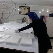 بهرهگیری از ظرفیت زنان خانهدار برای تولید ماسک در اراک / ماسکهای بهداشتی در ۱۱ شهر توزیع شد