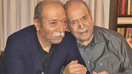علی نصیریان:هم رفاقت محمدعلی کشاورز را دوست دارم و هم هنرش را/هنوز30سال مانده تا 120ساله بشود