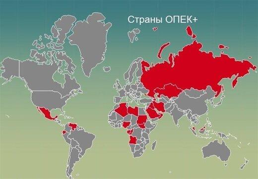 جزئیات کاهش تولید اوپک و متحدانش به تفکیک کشورها