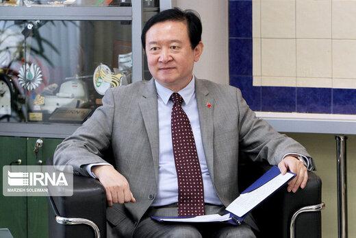 اظهارات تازه سفیر چین درباره روابط تهران و پکن