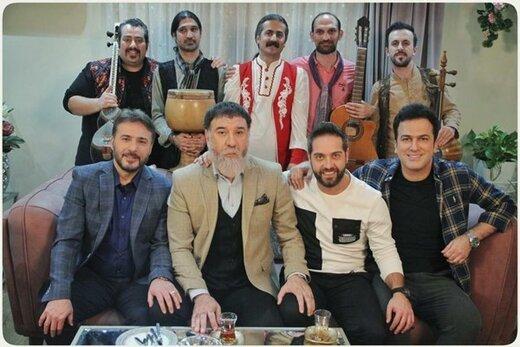 سیدجواد هاشمی در «شام ایرانی» شهید شد!