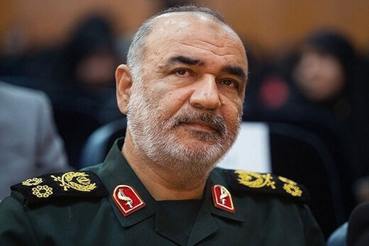 نامه فرمانده کل سپاه به پرویز فتاح، رئیس بنیاد مستضعفان