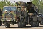 تلآویو در تیررس این راکتهای نیروهای مسلح ایران /حضور راکتهای فجر در جزیره قشم +تصاویر