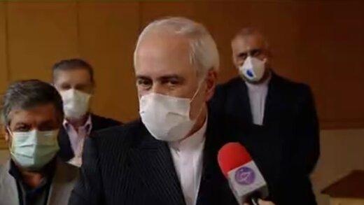 ظریف درباره تبادل زندانیان ایرانی و آمریکایی به نمایندگان مجلس چه گفت؟