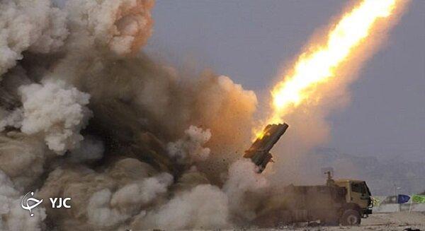 خانواده راکت های فجر؛ تیر