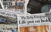 آیا کرونا بر روی کاغذ باقی میماند؟ چرا ریسک ابتلا از طریق روزنامه به ویروس کمتر است؟