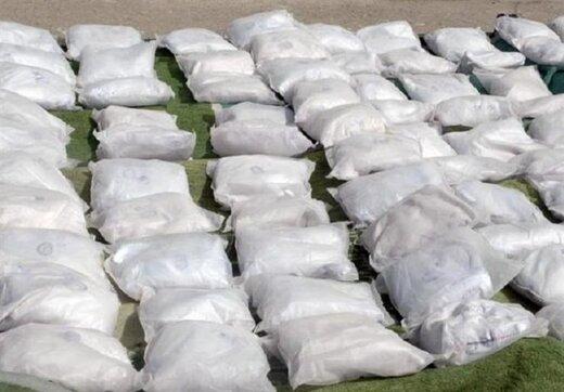 درعملیات مشترک پلیس  کهگیلویه و بویراحمد و فارس۱۶۸کیلو و ۶۰۰ گرم تریاک کشف شد