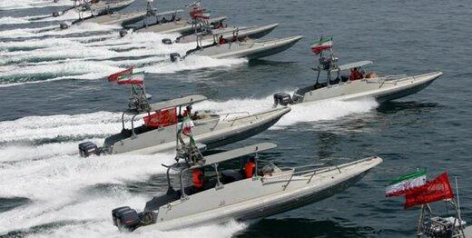 منابع ایرانی: مانور شناورها در پاسخ به اقدام تحریکآمیز آمریکا بود