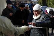 ببینید | گشتی در خیابان های مسکو در روزهای کرونایی