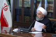 رئيس الجمهورية يشيد بجهود وتضحيات العمال الايرانيين