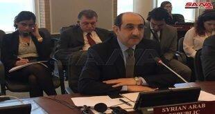 واکنش سوریه به گزارش سازمان منع تسلیحات شیمیایی