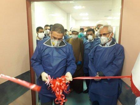 افتتاح دستگاه سی تی اسکن بیمارستان شهید جلیل یاسوج /تصاویر