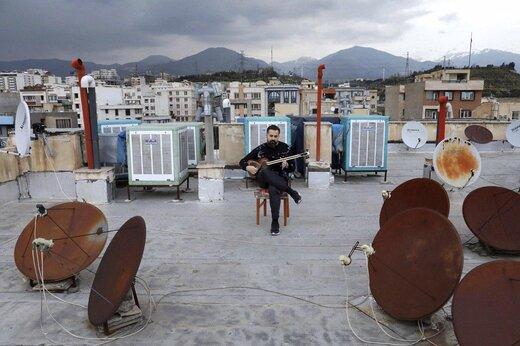 تمرین موسیقی در شرایط کرونا
