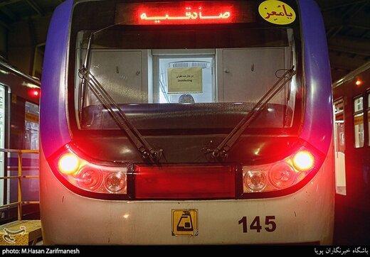 فاصلهگذاری ناممکن است؛ عبور تعداد مسافران مترو از ۴۰۰ هزار نفر