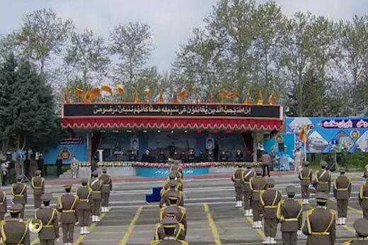 ببینید   روحانی خطاب به ارتش: این انسانیترین جنگ تاریخ جهان است، پزشکان در صف مقدمند و شما در کنارشان