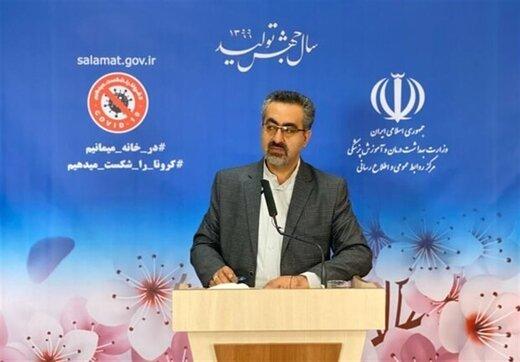 یک مورد از هر ۱۱ مرگومیر در ایران بر اثر کروناست