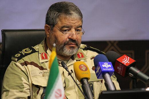 سردار جلالی: امروز بخش عمدهای از تامین امنیت مرزهای آسمانایران برعهده قرارگاه پدافند هوایی است