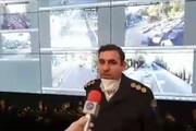 ببینید | آخرین وضعیت ترافیکی شهر تهران در اولین روز بازگشایی اصناف کم خطر