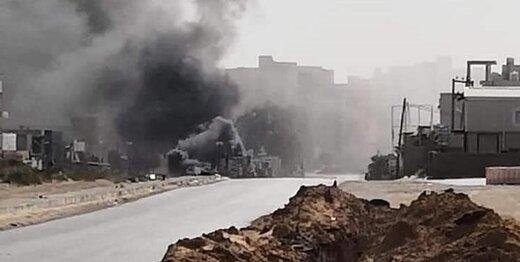 آمریکا جنگ نیابتی در لیبی را رسما اعلام کرد