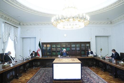 ماموریت روحانی به وزارت بهداشت درباره کسبوکارها با ریسک متوسط