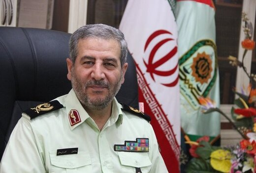 فرمانده انتظامی استان همدان از کشف ۱۱۲ کیلوگرم موادمخدر خبر داد