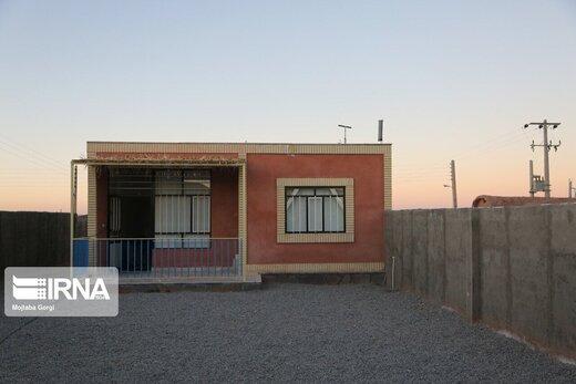 تاکنون ۱۱۳۰ واحد مسکن روستایی در شهرستان بن بهرهبرداری شده است