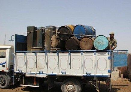 قاچاقچی سوخت در قزوین محکوم شد