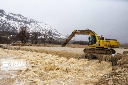 مدیریت بحران چهارمحال و بختیاری نسبت به سیلابی شدن مسیلها هشدار داد