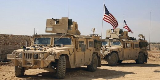 نظامیان آمریکایی پنهانی وارد پایگاه الجزره شدند
