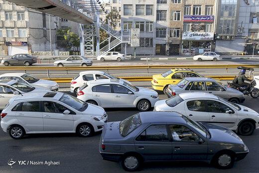 درخواست پلیس راهور برای تغییر در ساعت ممنوعیت تردد شبانه در تهران