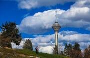 رکوردشکنی هوای پاک و روزهای سالم در فروردین ماه تهران