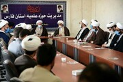 فعالیت ۸۰ گروه جهادی طلبه در استان فارس