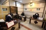 اجرای طرح غربالگری تلفنی کووید۱۹ شهروندان شرق تهران
