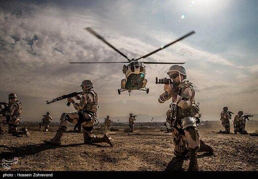مجوز ویژه نیروی قدس سپاه و سردار سلیمانی به یگان ویژه فاتحین +عکس