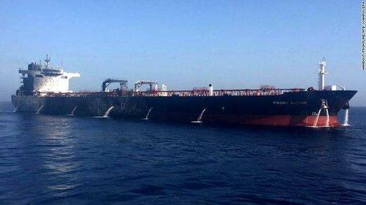 ثبت رکورد ذخیرهسازی ۱۶۰ میلیون بشکه نفت خام روی آب