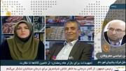ببینید | جر و بحث کلامی مجری زن شبکه خبر با مسئولی که مدل احمدینژاد پاسخ میداد، بر سر قیمت گوشت گوساله!