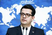 ببینید | واکنش سخنگوی وزارت خارجه به صدور قطعنامه سیاسی شورای حکام علیه ایران