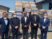 سفارت هند از ارسال تجهیزات پزشکی به تهران خبر داد