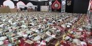 توزیع ۵۰۰۰ بسته غذایی و بهداشتی بین نیازمندان خراسانجنوبی