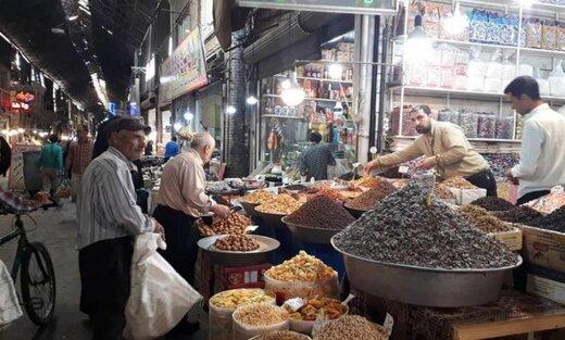 بازگشایی بازارها و مراکز تجاری قزوین