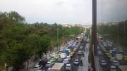 معابر پایتخت همچنان دارای ترافیک/ بزرگراههای پرترافیک کدامند؟