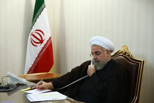 Rouhani Iran interested in trade ties with Pakistan