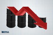 سقوط قیمت نفت ادامه دارد