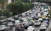 ترافیک سنگین در بیشتر معابر پایتخت