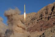 ببینید | موشک دقیق ایرانی، مثل ماشینی که با جی پی اس حرکت میکند