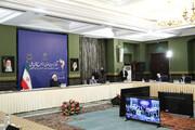 واکنش روحانی به پرتاب اولین ماهواره نظامی/به مردم آثار برجام را بگوییم