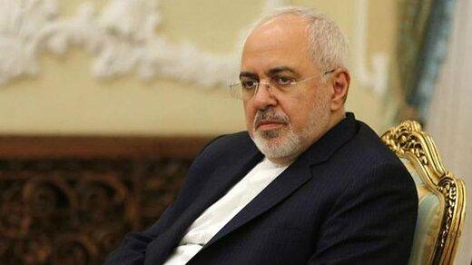 ظريف يهنئ بتعيين الحكومة الجديدة في العراق