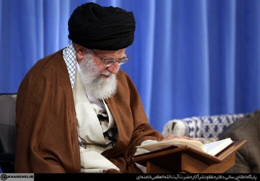 حفل تلاوة القرآن الكريم بحضور قائد الثورة الاسلامية يقام عبر الفيديو