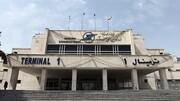 کاهش ۲۶ درصدی پروازهای فرودگاه مهرآباد